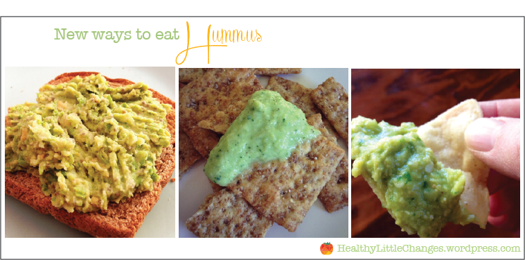 how to eat hummus healthy