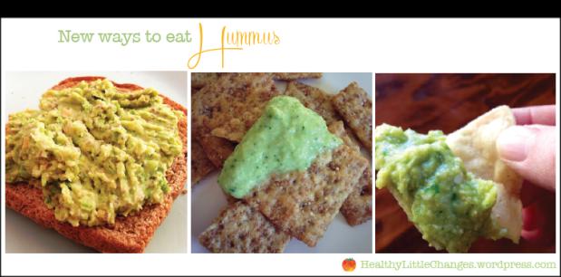 New Ways to Eat Hummus